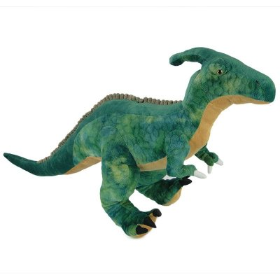 Dinossauro De Pelúcia - Parassauro Grande
