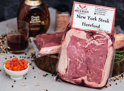 New York Steak Hereford