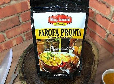 Farofa Gourmet com Castanha de Caju