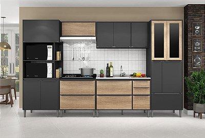 Cozinha modulada 6 peças Allure - Fellicci
