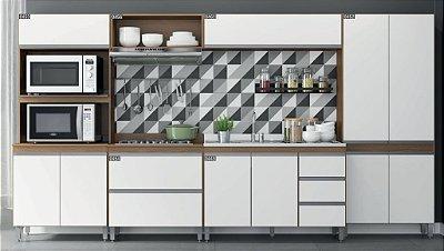 Cozinha modulada 6 peças Soluzione