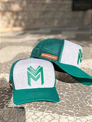 4b6e63a483 Boné Made in Matão verde - Lançamento