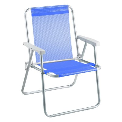 Beach Premium Alumínio Azul