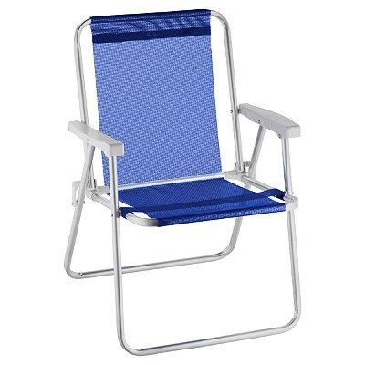 Beach Premium Alumínio Azul Marinho