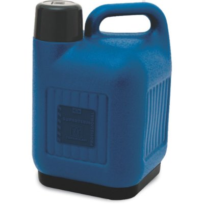 Recipiente Térmico, Garrafa Térmica - Supertermo 5l Azul