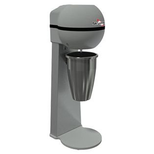 Batedor de Milk-Shake com Copo Inox BMSR-N - 220v