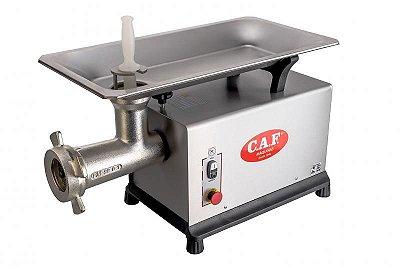 Picador de Carne Boca 98 Parcial Inox Trifásico CAF 98 D-SM  - 220v