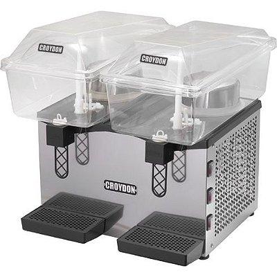 Refresqueira Dupla com 2 Depósitos 20L (cada) RDÇO - 220v