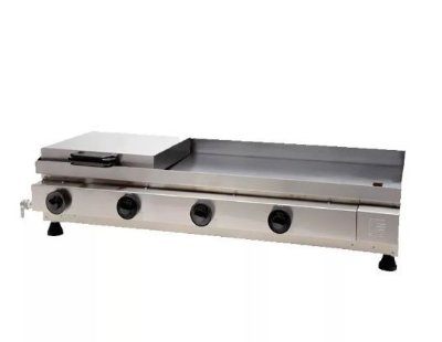 Sanduicheira Simples Gás Prata - SCGP-100
