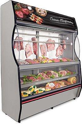 Vitrine Refrigerada para Carnes 2m - VTRC-200