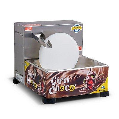 Derretedeira de Chocolate Gira-Choco 5Kg - 220v