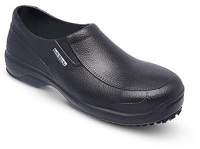 Sapato Antiderrapante Masculino - Preto (BB67)