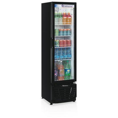 Refrigerador Vertical Conveniência Placa Fria GPTU-230 PR (230L) - 220v