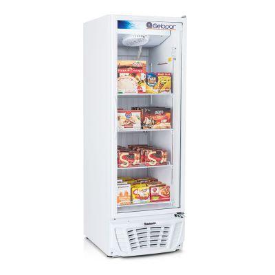 Freezer Vertical Porta de Vidro GPTF-570 BR - 578L