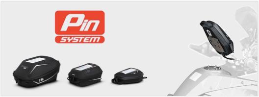 Bolsas de Tanque com Suporte Pin System