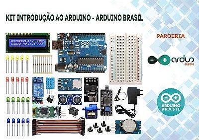 KIT INTRODUÇÃO AO ARDUINO - ARDUINO BRASIL