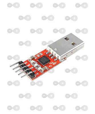 ADAPTADOR USB SERIAL TTL CONVERSOR CP2102