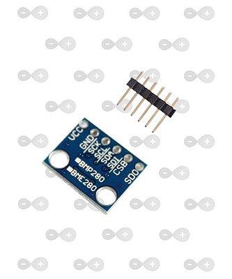 Barometro Bmp280 Sensor De Pressão E Temperatura - Arduino