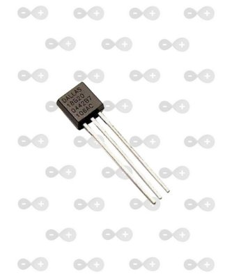 SENSOR DE TEMPERATURA DS18B20 DALLAS