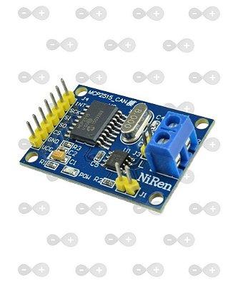 Módulo Can Bus Mcp2515 Tja1050 Obdii - Arduino