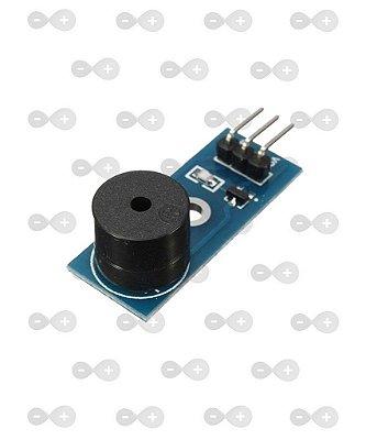Módulo de buzzer passivo - Arduino