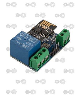 Módulo Rele Wifi Esp8266 - Esp01