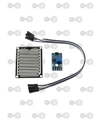 Módulo Sensor De Chuva para Arduino