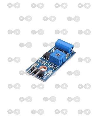 Módulo Sensor De Vibração Digital Sw420 Arduíno Pic Rasp