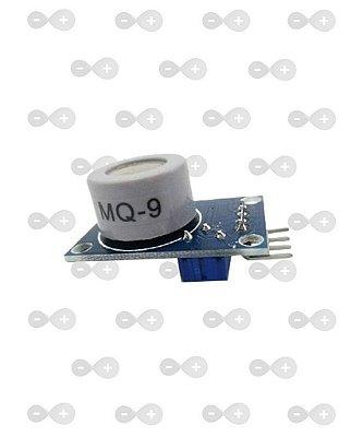 MQ-9 - Sensor de Monóxido de Carbono e Gases Inflamáveis