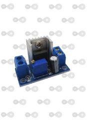Lm317 Dc-dc Step Down Regulador De Tensão Ajustável Modulo