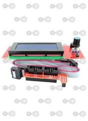 Display Controladora Lcd 20x4 Impressora 3d Reprap Sd