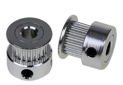 Polia Gt2 20 Dentes Furo 6,35mm - Reprap - Impressora 3d