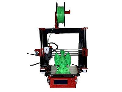 Impressora 3d Carbon I3 - Montada - Feita No Brasil - Prusa