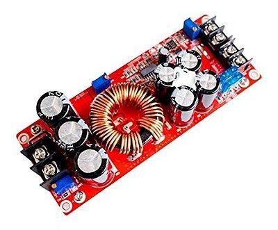 Conversor Boost Step-up Dc-dc 1200w 20a / 8-60v Para 12-83v