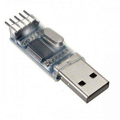 CONVERSOR PL2303 USB PARA SERIAL (TTL) RS232