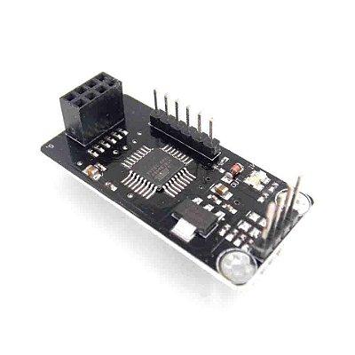 Interface I2c Twi Atmega48 Para Módulo Nrf24l01 Wireless
