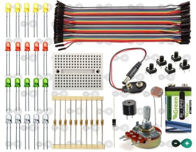 Kit Componentes Curso 3 IOT