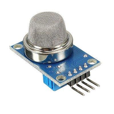 Módulo Sensor De Gás Amonia Mq-135 Mq 135 Para Arduino Pic