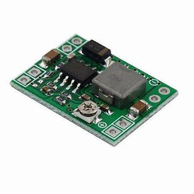 Regulador De Tensão Step Down Buck Dc-dc Mini 360 3a