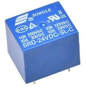 RELE SONGLE 24V