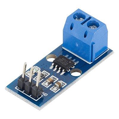 Sensor de Corrente  ACS712 30A Para Arduino Pic