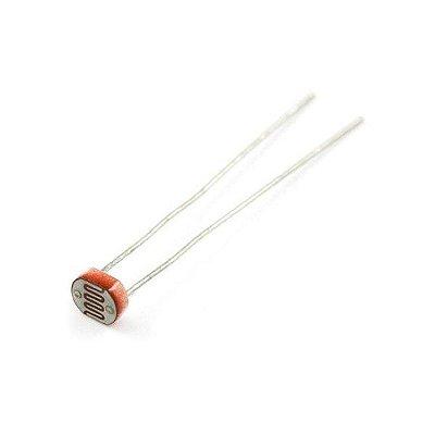 Sensor De Luz LDR 5mm