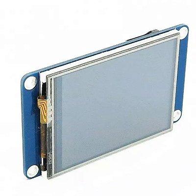 TELA LCD NEXTION 2.4 TFT HMI 320X240 TOUCH SCREEN PARA ARDUINO