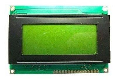 Display LCD 16x4 C/ Blacklight Verde