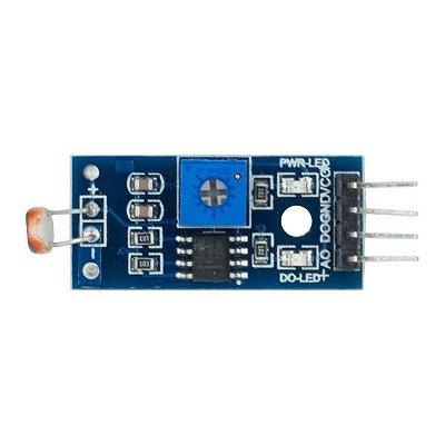 Módulo Sensor de Luz LDR 5mm