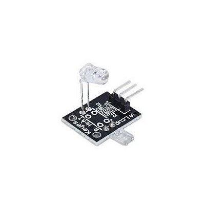 Sensor De Batimento Cardíaco Infravermelho KY-039 Para Arduino
