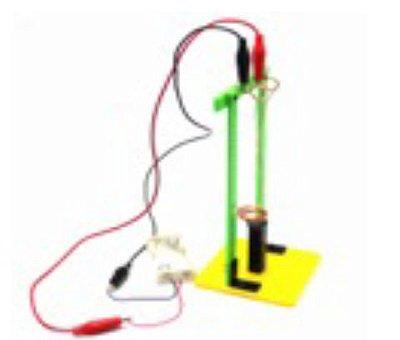 KIT DIY - EXPERIMENTO SISTEMA ELETROMAGNETICO