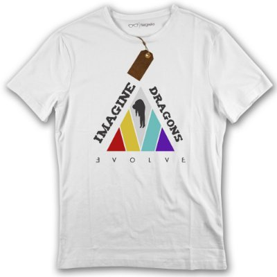 932fc6dcb0 Camiseta Imagine Dragons Origins - Netgeeks - A sua loja Oficial de ...