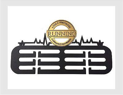 Porta Medalha   Running