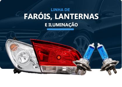 Farois, Lanternas e Iluminação